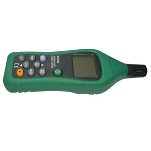Temperature And Humidity Meter Digital Thermometers Ms6508 Precision Portable
