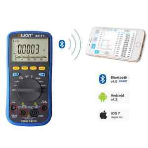 Owon B41t 4 1 2 Digital Multimeter With Bluetooth Tester Backlight True Rms
