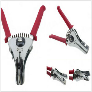 Automatic Cable Wire Striper Hand Crimper Electrician Terminal Stripping Tools G