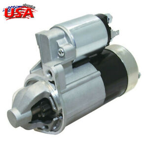 Starter 17795 For Chrysler Sebring Dodge Stratus Mitsubishi Eclipse Galant 3 0 L