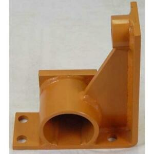 D35355 New Case L h Top Roller Stand Mounting Bracket 450 To S n 3050800 Dozer