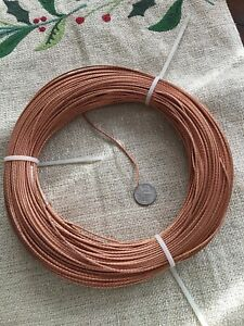 Copper Wire 14 Gauge Weight 3lbs 9oz