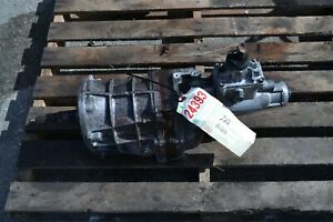 Toyota Hilux 2kd 2 5l Turbo Diesel 5 Speed Manual Transmission Gearbox