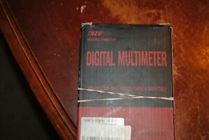Thzy Pocket Digital Multimeter Pm8233c Used