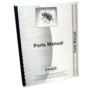 Fits Caterpillar 528 Skidder Parts Manual S n 51s737 And Up