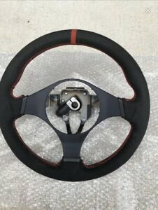 2003 2006 Mitsubishi Lancer Evolution Evo 8 9 Mr Steering Wheel Momo Genuine Oem