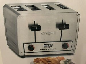 Waring Commercial 4 Slot Toaster