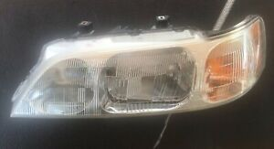 Acura Rl Oem Headlight Assembly 96 97 98 Lh Drivers Side Free Shipping