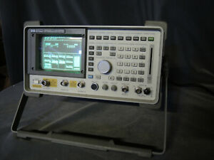 Agilent Keysight Hp 8920a Rf Communications Test Set W opt 002 Spectrum Analyzer