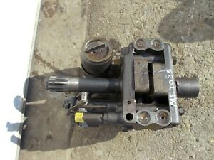 Massey Ferguson To35 Tractor Hydraulic Pump Assembly