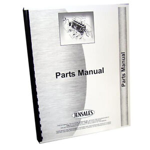 Fits Caterpillar 528 Skidder Parts Manual S n 78w366 And Up