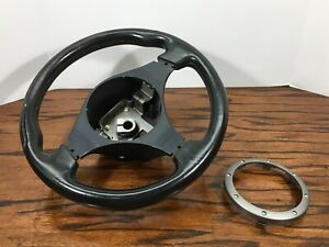 Mitsubishi Lancer Evolution Momo Steering Wheel Evo 7 8 9 Ct9w Ct9a