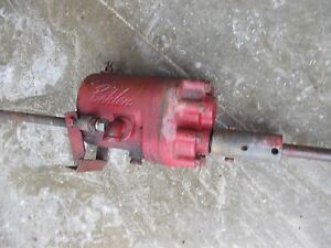 Farmall 300 350 400 450 Sm Smta Tractor Ih Behlin Power Steering Unit Pump