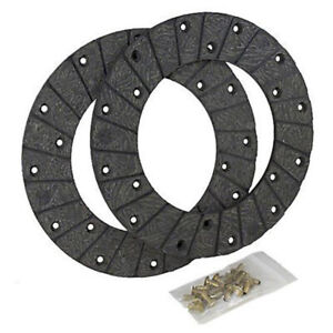 Brake Disc Reline Kit Fits Case D Dc Do Di Tractor 4048ab O7205ab O7205ab 8