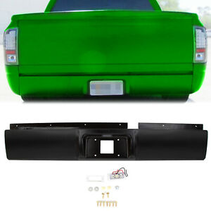 For 02 08 Dodge Ram Pickup 1500 03 09 Ram 2500 3500 Rear Steel Roll Pan Rollpan