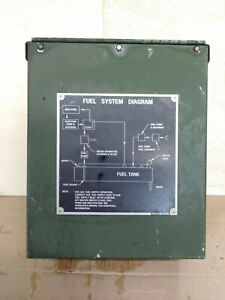 Military Generator Mep 804a 30554 88 21813 Storage Box See Photos