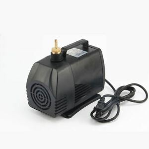 150w 5m Engraving Machine Submersible Pump Electric Spindle Cooling Water Pump T