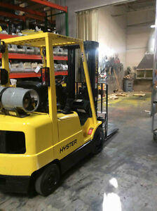 Hyster S50xm Used Lpg Cushion Forklift
