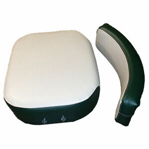 2 piece Seat Cushion Set W Hardware Made To Fit Oliver 1600 1800