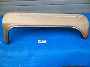 1965 1966 Cadillac Deville Left Fender Skirt
