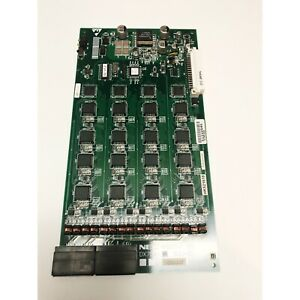Nec Dsx80 160 16 port Analog Station Card 16sliu 1091007 Dx7na 16sliu