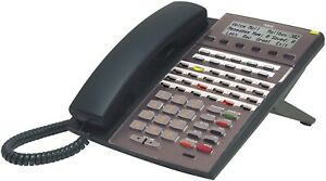 Nec Dsx 34b Display Telephone bk 1090021 Dx7na 34btxbh Phone Black 40 80 160
