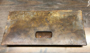 1937 1938 Dodge Pickup Hump Back Panel Glove Box Door