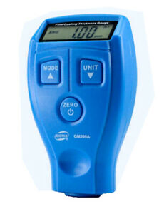 Coating Thickness Meter Car Painting Layer Tester Blue