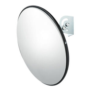 Wide Angle Curved Convex Security Car Blind Spot Mirror For Indoor