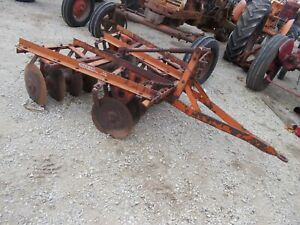 Allis Chalmers Tractor Snap Couple Disc Disk Ac Real Nice Excellent Original