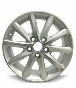Set Of 4 Alloy Wheel Rims 16 Inch For 10 11 Toyota Camry 16x6 5 In 5 Lug 114 3mm