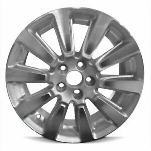 Set Of 4 Aluminum Alloy Wheel Rim 18 Inch For 11 20 Toyota Sienna 5 Lug 114 3mm