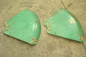 1953 Oliver 77 Tractor Fenders