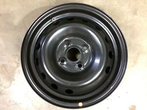1 Hyundai Accent 2012 2017 Genuine Factory Oem 4x100 14x5 5 Steel Wheel Rim