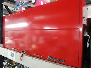 Red Snap On Tool Box Top Hutch For Kra Or Krl Tool Boxes 54 Wide