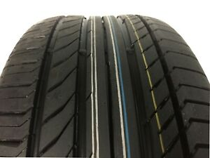 Continental Contisportcontact 5 P275 45r18 275 45 18 New Tire
