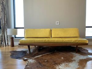 Superb Danish Mid Century Daybed Sofa Good Condition Overall See Pictures