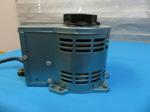 Staco Energy Products Co 3pn1010 Variable Autotransformer used