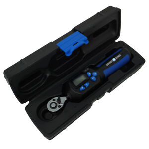 High Performance Digital Torque Wrench 1 4 Inch Drive 4 22 Ft Lbs 5 30nm 2