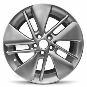 Set Of 4 Aluminum Alloy Wheel Rim 16 Inch 5 Lug 100mm Fits 14 16 Toyota Corolla