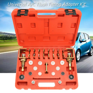 Universal Car Air Conditioning A C Compressor Leak Detection Testing Tool Kits