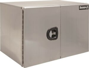 Buyers Products 24 X 24 X 36 Underbody Truck Box Xd Smooth Aluminum Barn Door Bp