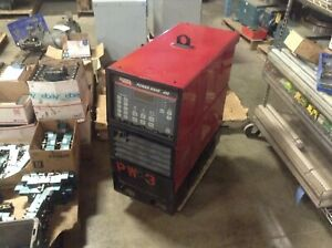 Lincoln Electric Power Wave 450 Welder 10514 tsc