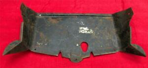 Nos 1941 Ford Lower Grille Pan For 6 Cylinder Cars R865