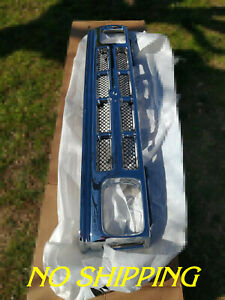 Tong Yang Grille Assembly Fits Chevy S10 Blazer 1994 1991 S10 Pickup 1993 1991
