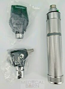 Welch Allyn Student Diagnostic Set Otoscope Ophthalmoscope Complete c Set