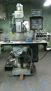 Supermax Anilam Cnc Knee Mill