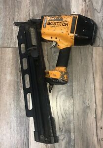 X2 Bostitch Framing Nailer And Round Head Framing Nailer for Parts Only