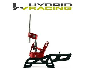 Hybrid Racing Short Shifter Assembly For Acura Rsx 02 06 Dc5 K20a a2 a3 z1 Red