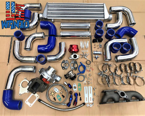 Turbo Kit With Manifold High Performance For 95 02 Cavalier Sunfire S10 2 2l